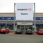 Supermarket Expert Elektro v Pelhřimově