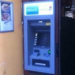 Bankomat Euronet a Citibank