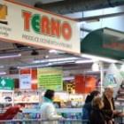Supermarket Terno v Bechyni
