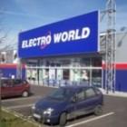 Supermarket Electro World v Praze