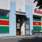 Supermarket Potraviny Hruška v Horce nad Moravou