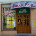 Potraviny Hruška