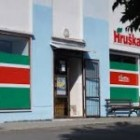 Supermarket Potraviny Hruška v Branticích