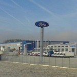 Autoservis Ford KOMERSIA WEST