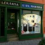 Lékárna u sv. Martina
