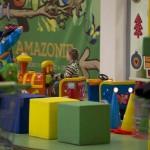 Amazonie - Dětská zóna
