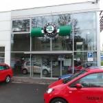 Autosalon a bazar Autoset Centrum - Škoda