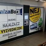 Alza.cz-výdejní box