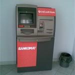 Bankomat Unicredit Bank
