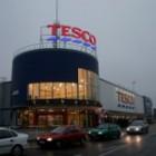 Supermarket Tesco Hypermarket v Hradci Králové