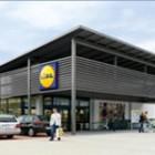 Supermarket Lidl v Rakovníku