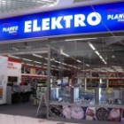 Supermarket Planeo Elektro v Plzni