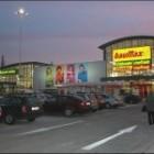 Supermarket Baumax v Kladně