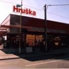 Supermarket Potraviny Hruška v Bílovci